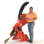 PTO Wood Chipper by Phoenix